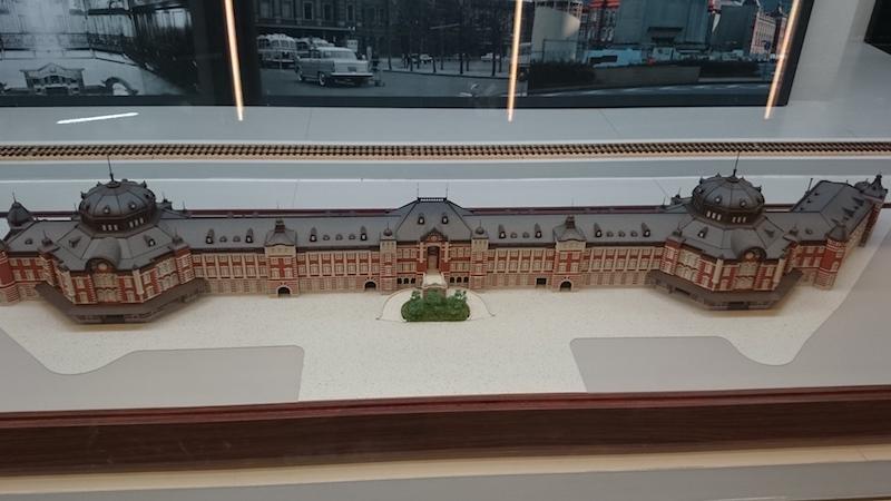 東京站模型